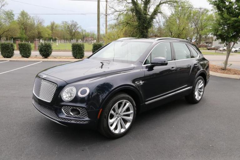 Used 2018 Bentley Bentayga Onyx Edition AWD 4dr SUV for sale Sold at Auto Collection in Murfreesboro TN 37130 2
