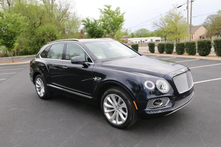 Used 2018 Bentley Bentayga Onyx Edition AWD 4dr SUV for sale Sold at Auto Collection in Murfreesboro TN 37130 1