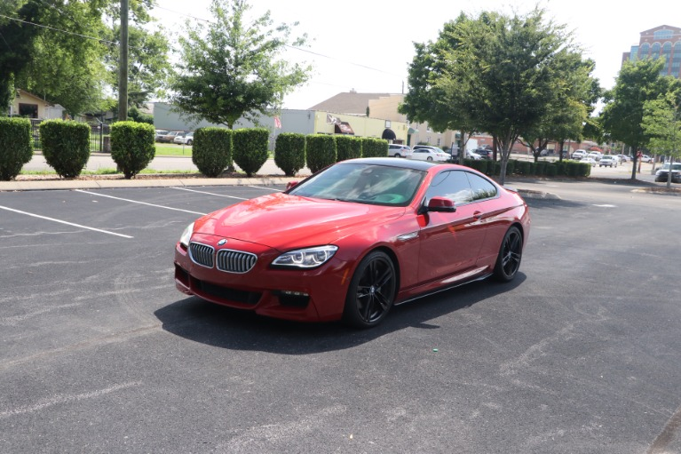 Used 2016 BMW 650I M SPORT W/NAV 650i 2dr Coupe for sale Sold at Auto Collection in Murfreesboro TN 37130 2