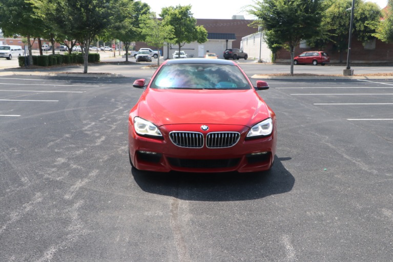 Used 2016 BMW 650I M SPORT W/NAV 650i 2dr Coupe for sale Sold at Auto Collection in Murfreesboro TN 37130 5