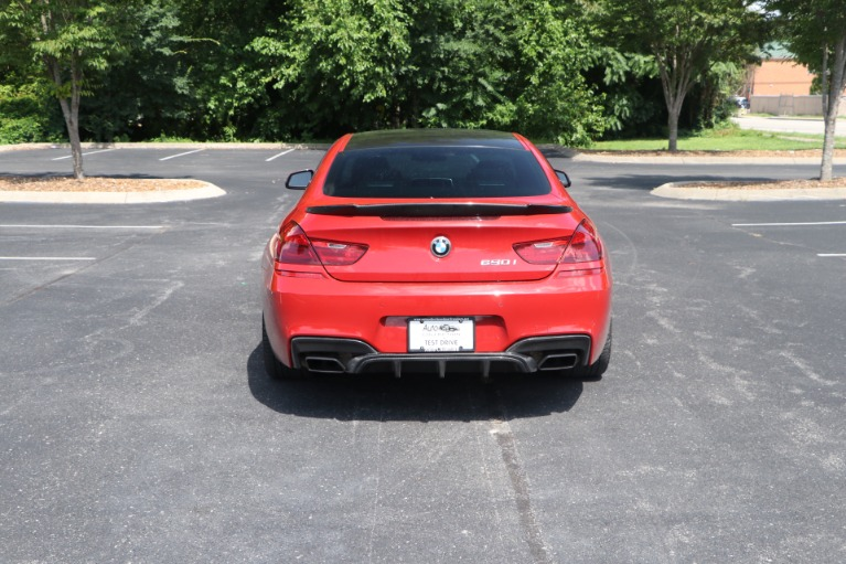 Used 2016 BMW 650I M SPORT W/NAV 650i 2dr Coupe for sale Sold at Auto Collection in Murfreesboro TN 37130 6