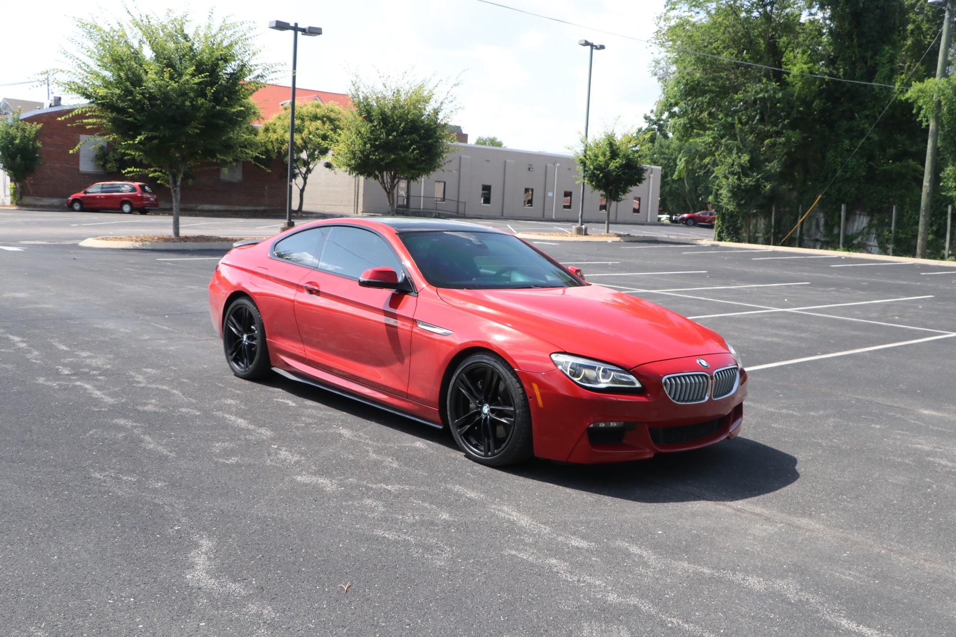 Used 2016 BMW 650I M SPORT W/NAV 650i 2dr Coupe for sale Sold at Auto Collection in Murfreesboro TN 37130 1