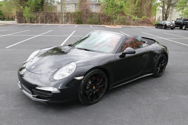 Used 2016 Porsche 911 CARRERA 4S CABRIOLET for sale Sold at Auto Collection in Murfreesboro TN 37130 2