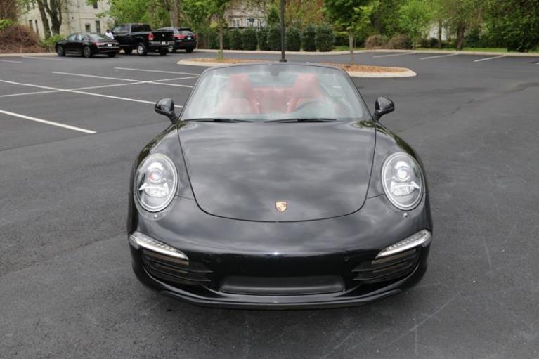 Used 2016 Porsche 911 CARRERA 4S CABRIOLET for sale Sold at Auto Collection in Murfreesboro TN 37130 5