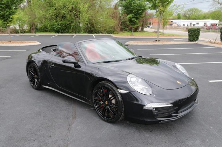 Used 2016 Porsche 911 CARRERA 4S CABRIOLET for sale Sold at Auto Collection in Murfreesboro TN 37130 1