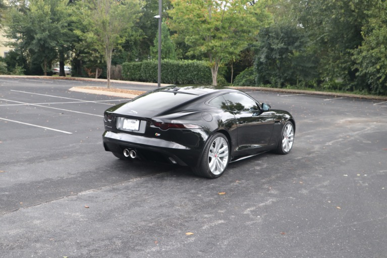Used 2017 Jaguar F-TYPE S COUPE for sale Sold at Auto Collection in Murfreesboro TN 37130 3