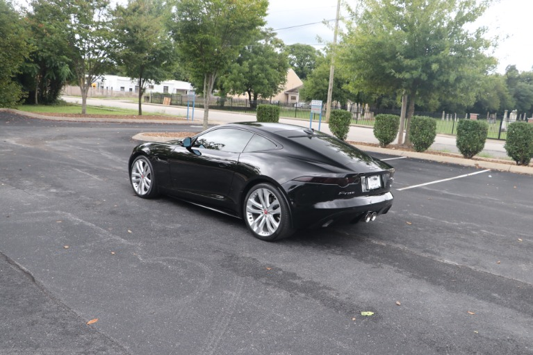 Used 2017 Jaguar F-TYPE S COUPE for sale Sold at Auto Collection in Murfreesboro TN 37130 4