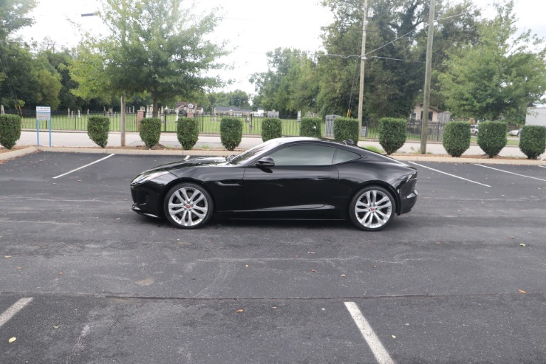 Used 2017 Jaguar F-TYPE S COUPE for sale Sold at Auto Collection in Murfreesboro TN 37130 7
