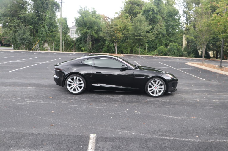 Used 2017 Jaguar F-TYPE S COUPE for sale Sold at Auto Collection in Murfreesboro TN 37130 8