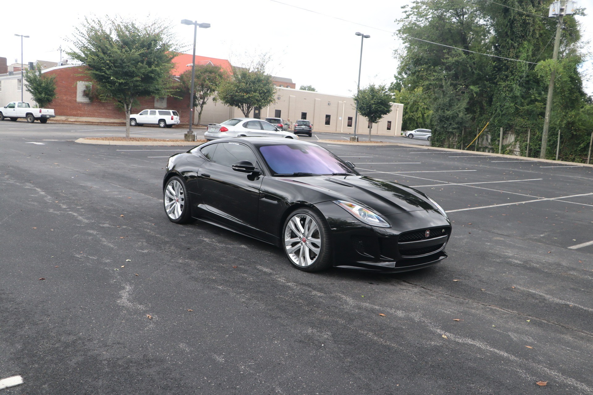 Used 2017 Jaguar F-TYPE S COUPE for sale Sold at Auto Collection in Murfreesboro TN 37130 1