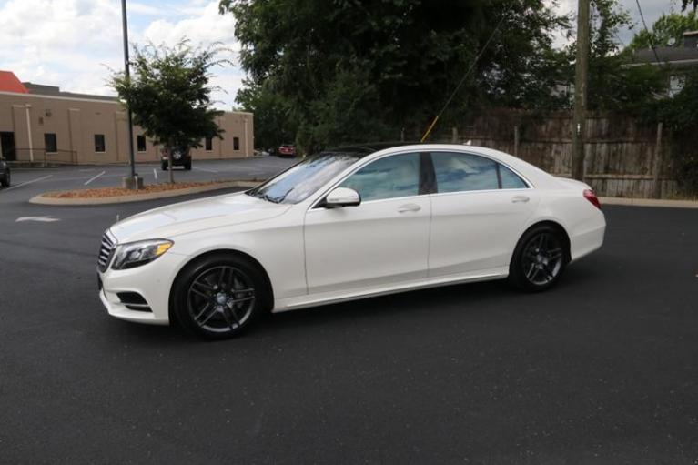 Used 2014 Mercedes-Benz S-Class S 550 4MATIC AWD 4dr Sedan for sale Sold at Auto Collection in Murfreesboro TN 37130 2