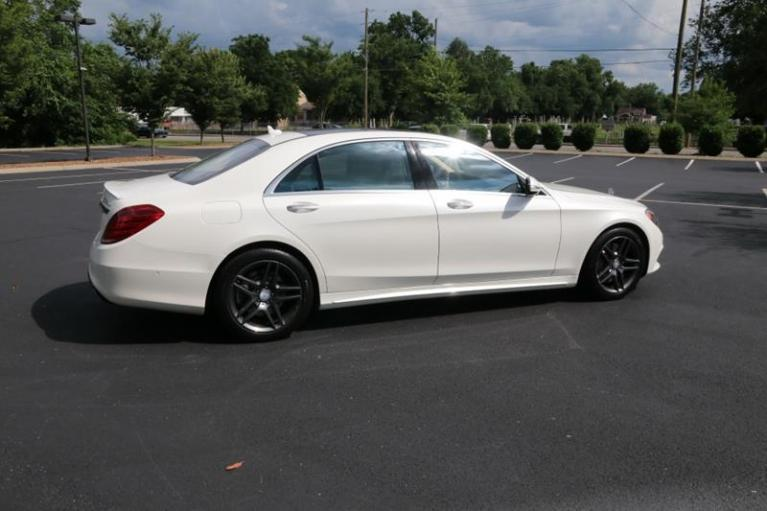 Used 2014 Mercedes-Benz S-Class S 550 4MATIC AWD 4dr Sedan for sale Sold at Auto Collection in Murfreesboro TN 37130 3