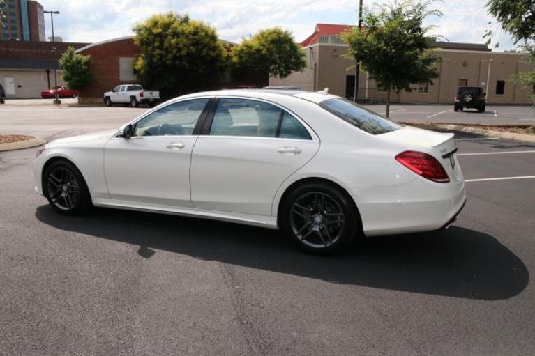 Used 2014 Mercedes-Benz S-Class S 550 4MATIC AWD 4dr Sedan for sale Sold at Auto Collection in Murfreesboro TN 37130 4