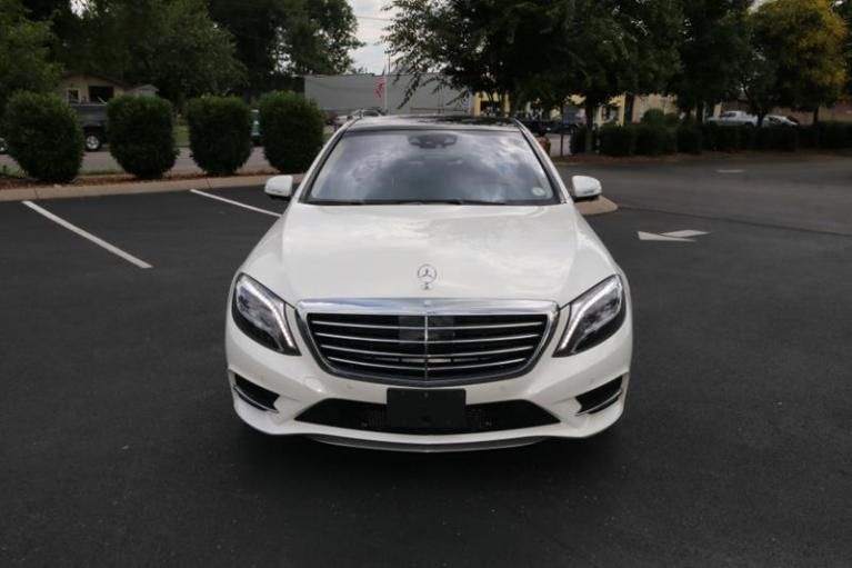 Used 2014 Mercedes-Benz S-Class S 550 4MATIC AWD 4dr Sedan for sale Sold at Auto Collection in Murfreesboro TN 37130 5