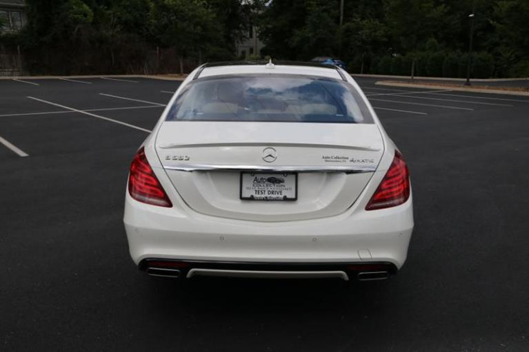 Used 2014 Mercedes-Benz S-Class S 550 4MATIC AWD 4dr Sedan for sale Sold at Auto Collection in Murfreesboro TN 37130 6