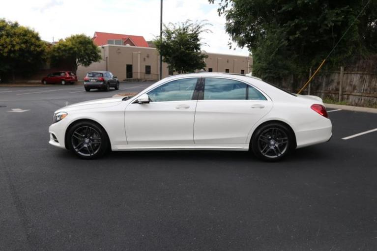 Used 2014 Mercedes-Benz S-Class S 550 4MATIC AWD 4dr Sedan for sale Sold at Auto Collection in Murfreesboro TN 37130 7
