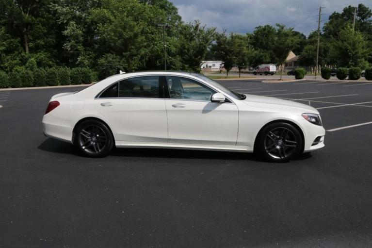 Used 2014 Mercedes-Benz S-Class S 550 4MATIC AWD 4dr Sedan for sale Sold at Auto Collection in Murfreesboro TN 37130 8
