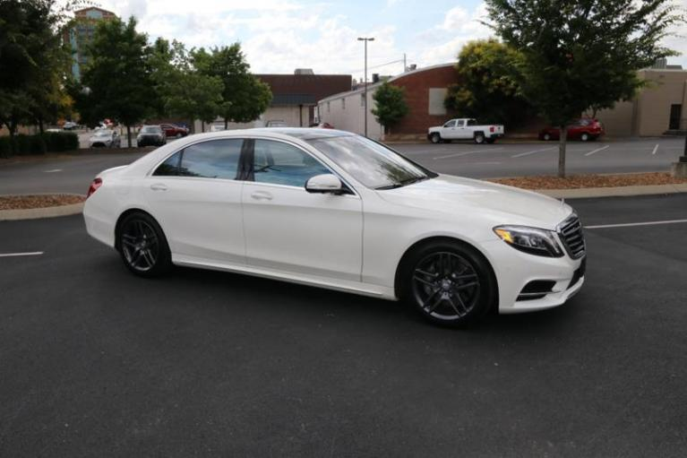 Used 2014 Mercedes-Benz S-Class S 550 4MATIC AWD 4dr Sedan for sale Sold at Auto Collection in Murfreesboro TN 37130 1