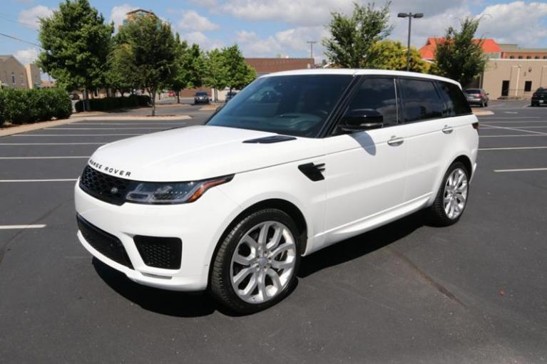 Used 2018 Land Rover Range Rover Sport HSE Dynamic AWD 4dr SUV for sale Sold at Auto Collection in Murfreesboro TN 37130 2