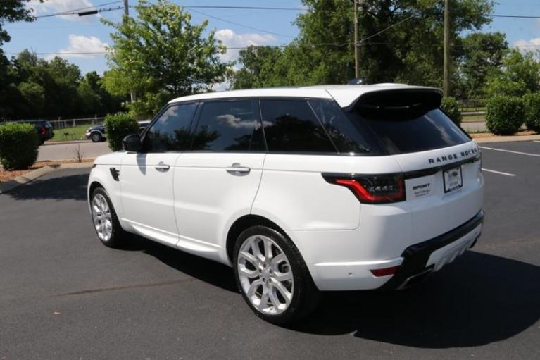 Used 2018 Land Rover Range Rover Sport HSE Dynamic AWD 4dr SUV for sale Sold at Auto Collection in Murfreesboro TN 37130 4