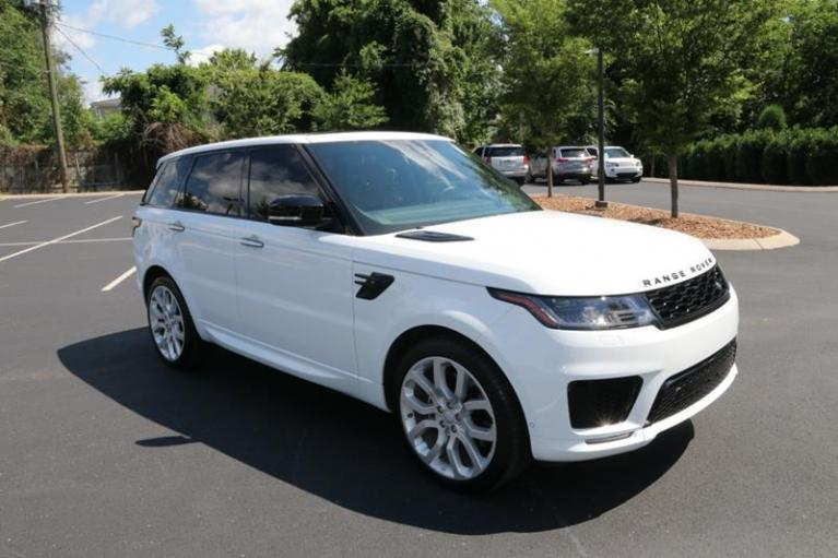 Used 2018 Land Rover Range Rover Sport HSE Dynamic AWD 4dr SUV for sale Sold at Auto Collection in Murfreesboro TN 37130 1