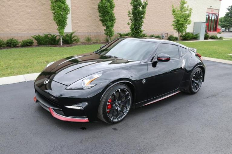 Used 2018 Nissan 370Z Nismo Tech Auto for sale Sold at Auto Collection in Murfreesboro TN 37130 2