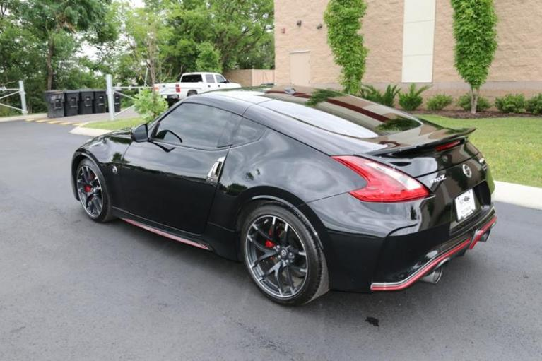 Used 2018 Nissan 370Z Nismo Tech Auto for sale Sold at Auto Collection in Murfreesboro TN 37130 4