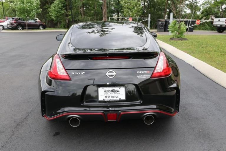 Used 2018 Nissan 370Z Nismo Tech Auto for sale Sold at Auto Collection in Murfreesboro TN 37130 6