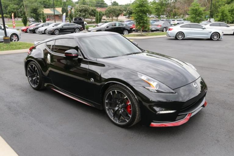Used 2018 Nissan 370Z Nismo Tech Auto for sale Sold at Auto Collection in Murfreesboro TN 37130 1