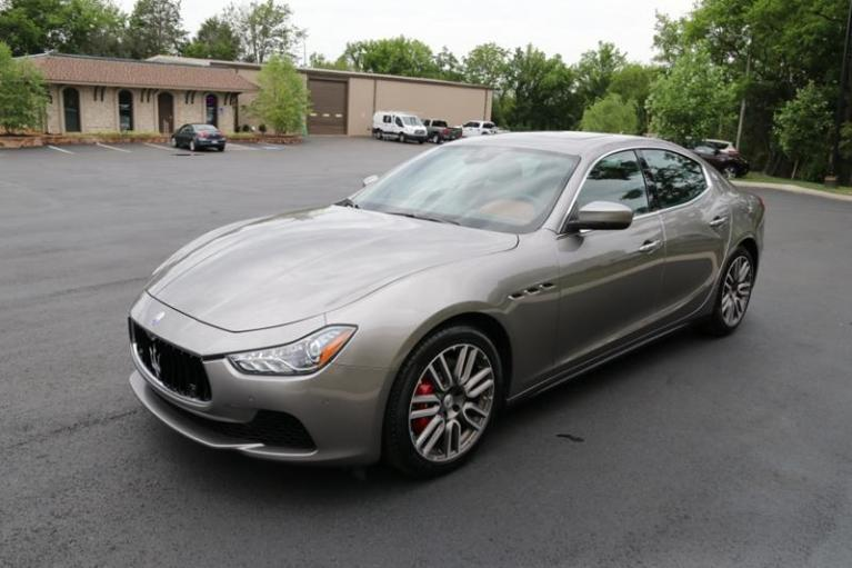 Used 2017 Maserati Ghibli S Q4 AWD 4dr Sedan for sale Sold at Auto Collection in Murfreesboro TN 37130 2