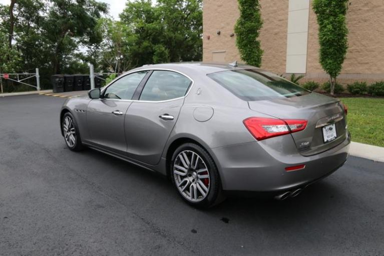 Used 2017 Maserati Ghibli S Q4 AWD 4dr Sedan for sale Sold at Auto Collection in Murfreesboro TN 37130 4