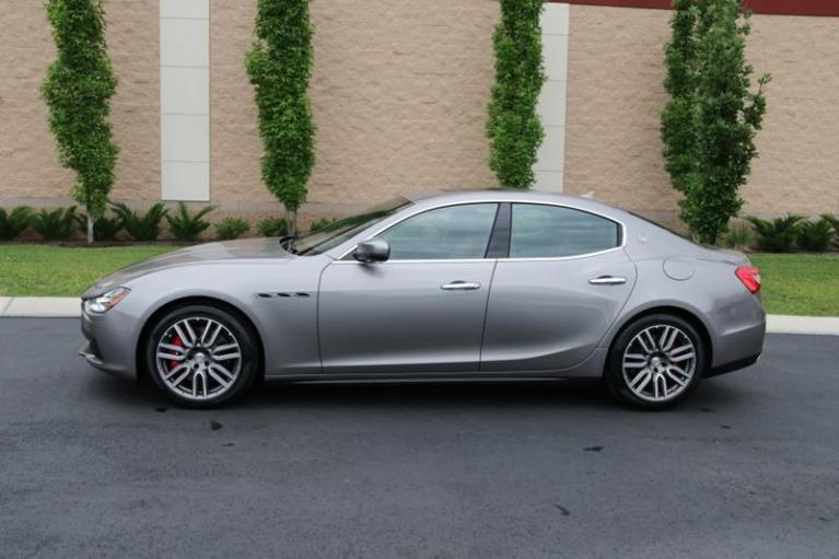 Used 2017 Maserati Ghibli S Q4 AWD 4dr Sedan for sale Sold at Auto Collection in Murfreesboro TN 37130 7
