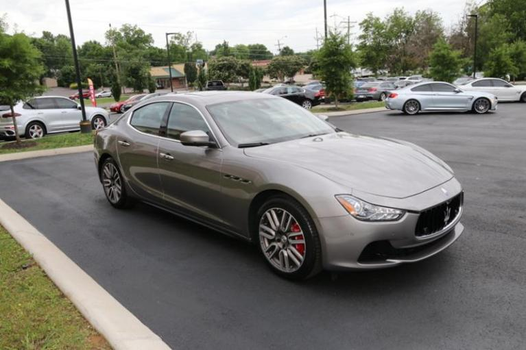 Used 2017 Maserati Ghibli S Q4 AWD 4dr Sedan for sale Sold at Auto Collection in Murfreesboro TN 37129 1