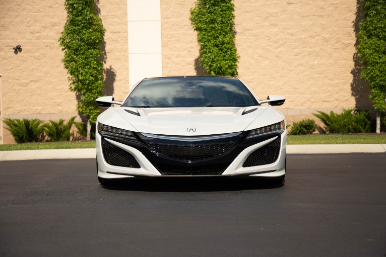 Used 2017 Acura NSX SH AWD Sport Hybrid 2dr Coupe for sale Sold at Auto Collection in Murfreesboro TN 37130 2