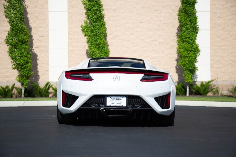 Used 2017 Acura NSX SH AWD Sport Hybrid 2dr Coupe for sale Sold at Auto Collection in Murfreesboro TN 37130 6