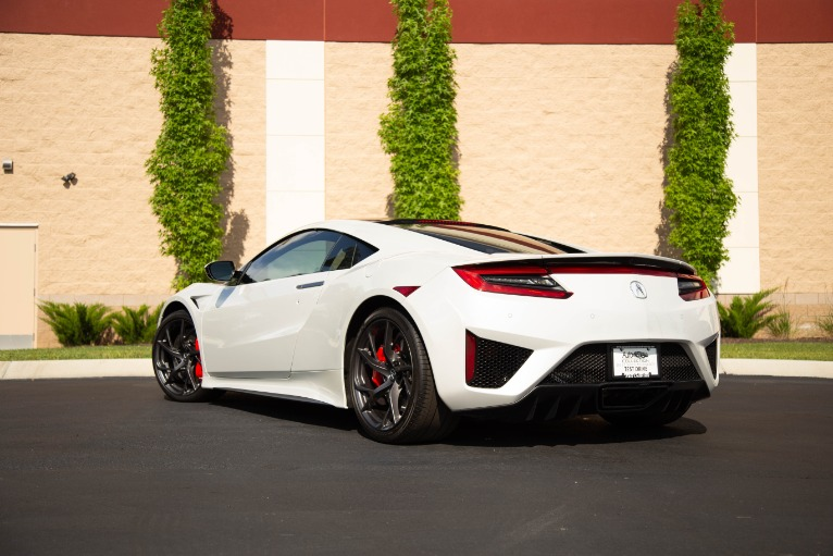 Used 2017 Acura NSX SH AWD Sport Hybrid 2dr Coupe for sale Sold at Auto Collection in Murfreesboro TN 37130 8