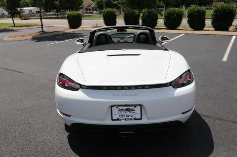 Used 2018 Porsche 718 Boxster Base 2dr Convertible for sale Sold at Auto Collection in Murfreesboro TN 37130 6