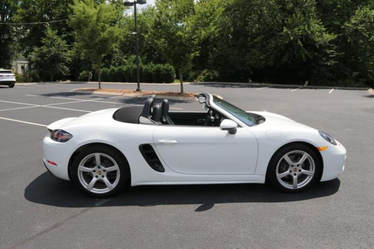 Used 2018 Porsche 718 Boxster Base 2dr Convertible for sale Sold at Auto Collection in Murfreesboro TN 37130 8