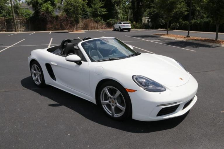 Used 2018 Porsche 718 Boxster Base 2dr Convertible for sale Sold at Auto Collection in Murfreesboro TN 37130 1