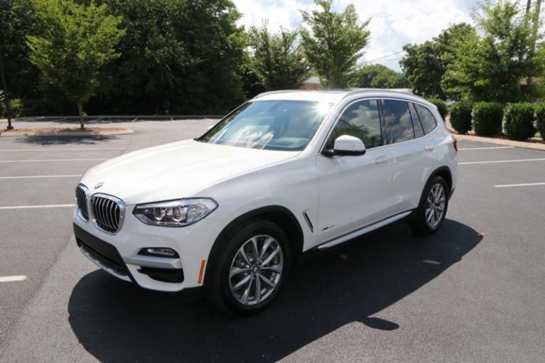 Used 2018 BMW X3 xDrive30i AWD 4dr SUV for sale Sold at Auto Collection in Murfreesboro TN 37130 2