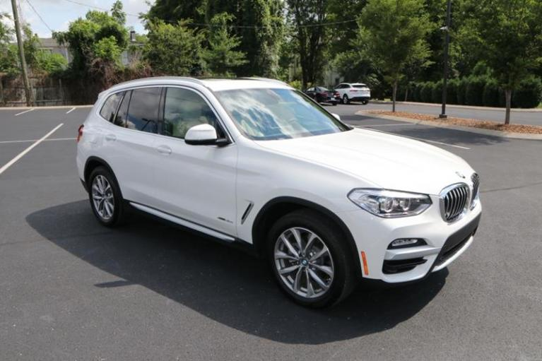 Used 2018 BMW X3 xDrive30i AWD 4dr SUV for sale Sold at Auto Collection in Murfreesboro TN 37130 1