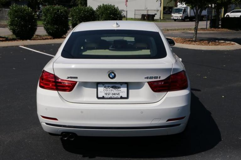 Used 2016 BMW 4 Series 428i xDrive Gran Coupe AWD 4dr Sedan SULEV for sale Sold at Auto Collection in Murfreesboro TN 37130 6