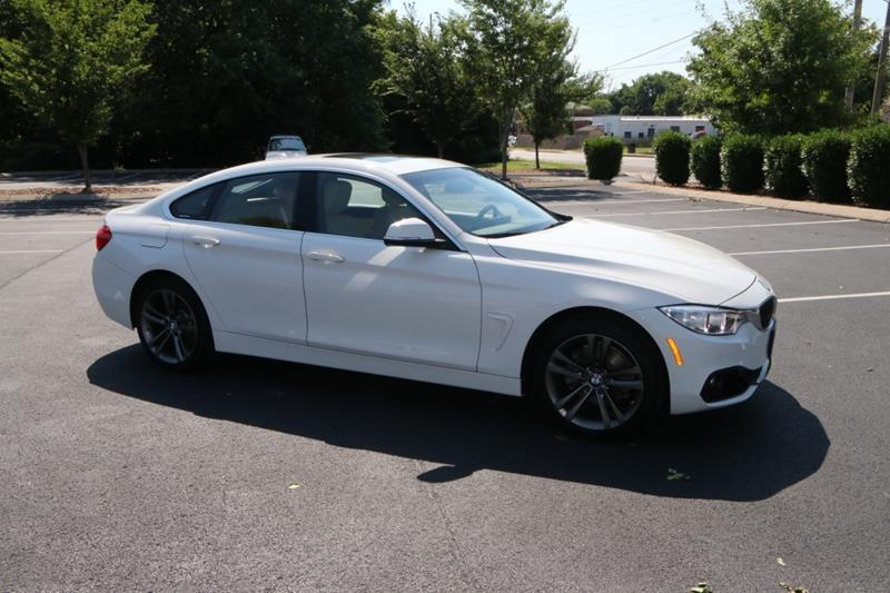 Used 2016 BMW 4 Series 428i xDrive Gran Coupe AWD 4dr Sedan SULEV for sale Sold at Auto Collection in Murfreesboro TN 37130 1