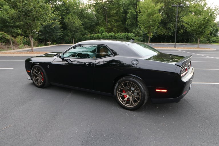Used 2016 Dodge Challenger SRT Hellcat for sale Sold at Auto Collection in Murfreesboro TN 37130 4