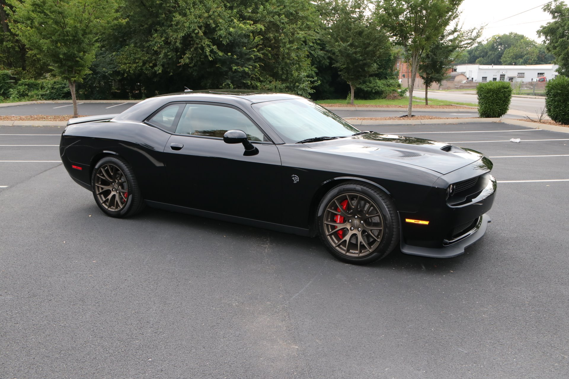 Used 2016 Dodge Challenger SRT Hellcat for sale Sold at Auto Collection in Murfreesboro TN 37130 1