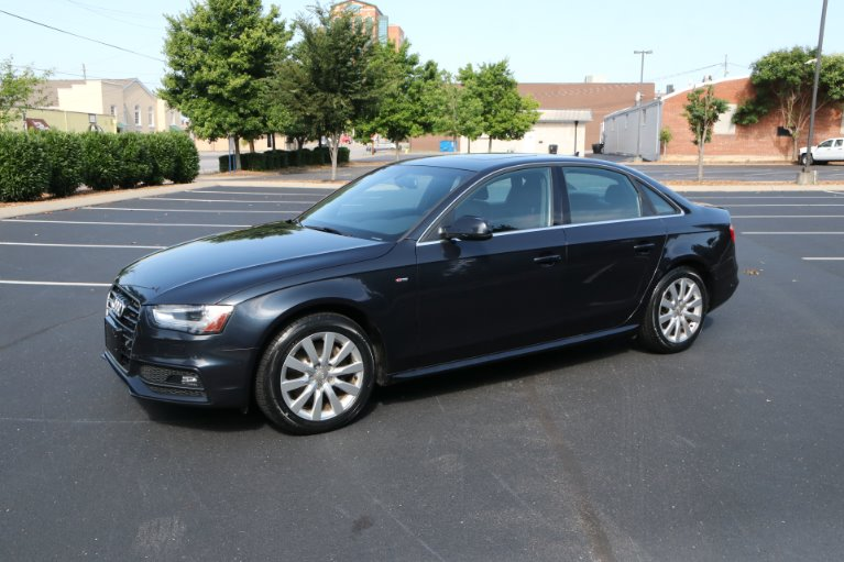 Used 2015 Audi A4 2.0T quattro Premium for sale Sold at Auto Collection in Murfreesboro TN 37130 2