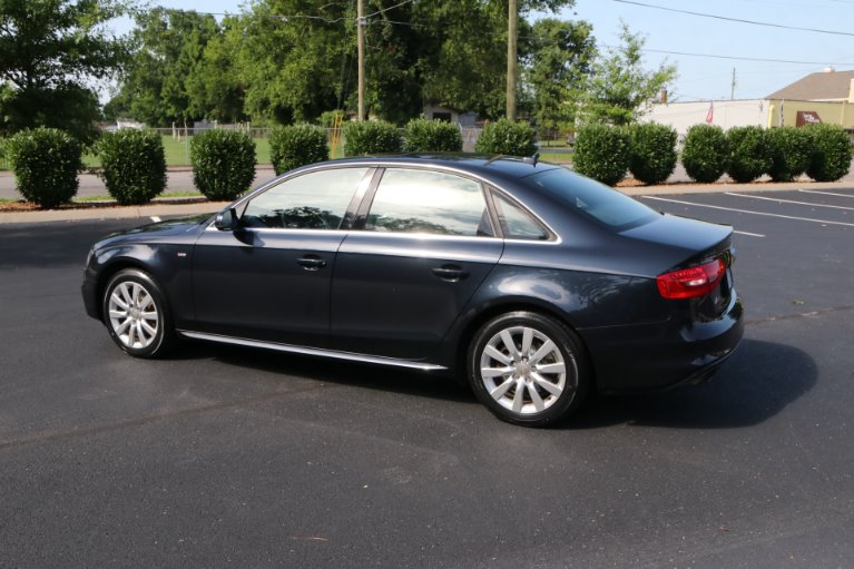 Used 2015 Audi A4 2.0T quattro Premium for sale Sold at Auto Collection in Murfreesboro TN 37130 4