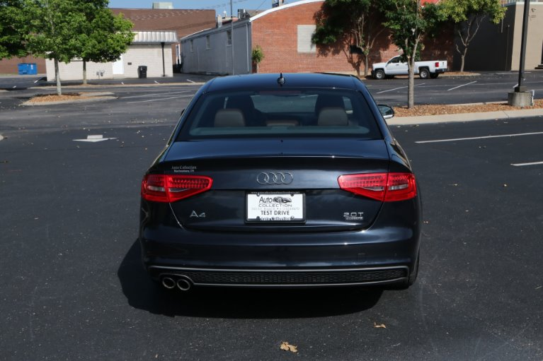 Used 2015 Audi A4 2.0T quattro Premium for sale Sold at Auto Collection in Murfreesboro TN 37130 6