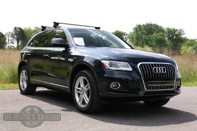 Used 2017 Audi Q5 2.0T quattro Premium Plus for sale Sold at Auto Collection in Murfreesboro TN 37130 1