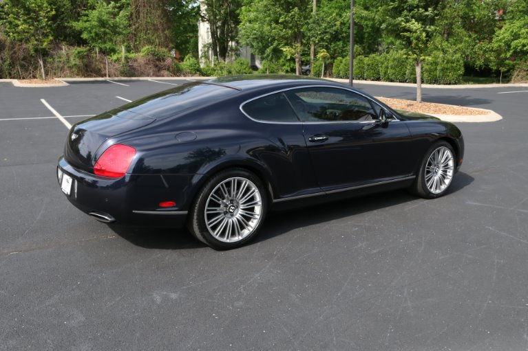 Used 2008 Bentley Continental  GT SPEED AWD COUPE W/NAV GT Speed for sale Sold at Auto Collection in Murfreesboro TN 37130 3